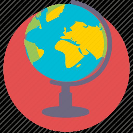 destination, global, globe, international, travel, world icon