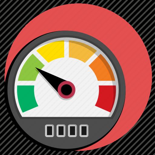 car, display, kph, mph, speed, speedometer icon