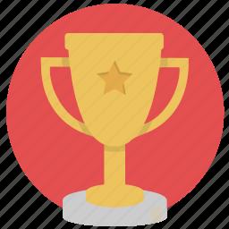 success, triumph, trophy, win, winner icon