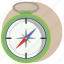 compass, direction, find, journey, map, path, way icon