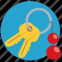 car, car keys, key, keys, open, unlock