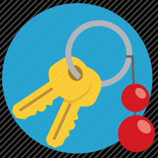 car, car keys, key, keys, open, unlock icon