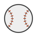 baseball, baseball bat, bat, beisebol, strike icon