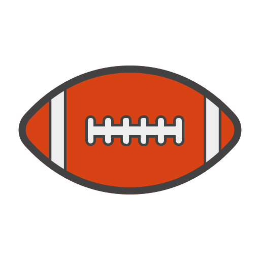 american football, football, futebol americano, soccer, tackle, touchdown icon