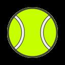 court, racquet, sport, squash, tennis, tênis icon