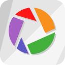 balvardi, google, logo, picasa, picassa, square icon