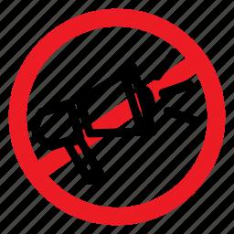 ban, loud, notice, sign, sound, speaker, volume icon