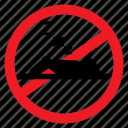 anywhere, ban, sign, sleep, snoring, symbols, warning icon