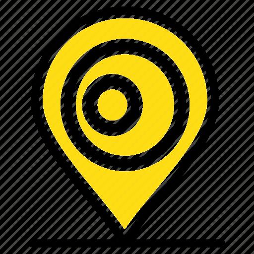 bangladash, location, map icon