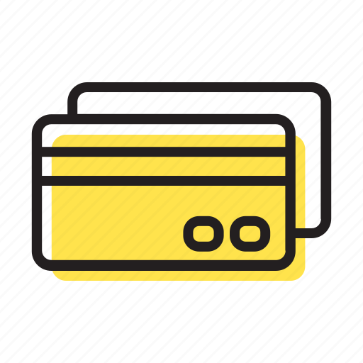 bank, banking, card, credit, finance, money icon