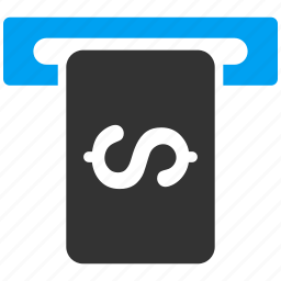 cash machine, counter, payment, register, shop, shopping, trade icon