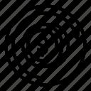 arrow, circular, cash, business, coin, circle, round icon