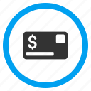 bank, credit card, finance, payment, purchase, sales, shopping icon