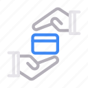 banking, card, credit, paysecure, protection icon