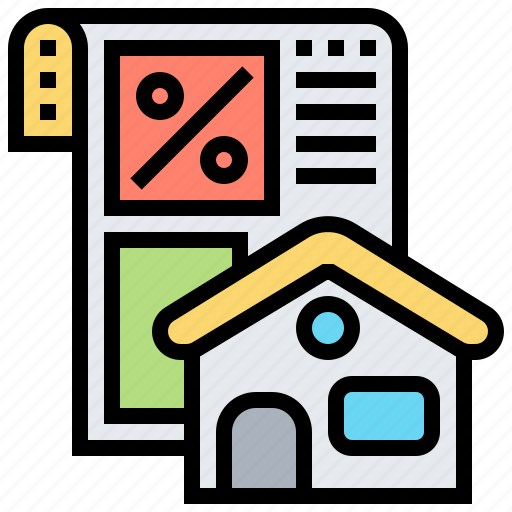 Estate, finance, home, loan, money icon - Download on Iconfinder