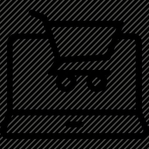 ecommerce, ecommerce website, internet shopping, mcommerce, online shopping icon