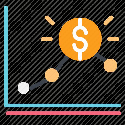 bar, business, chart, profit, stats icon