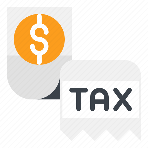 bill, business, payment, tax icon