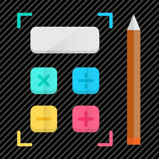 accounting, banking, calculator, financial icon