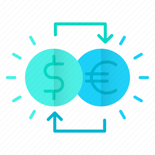 banking, conversion, currency, exchange icon