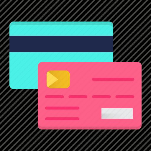 banking, card, credit, plastic icon