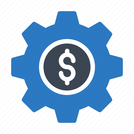 banking, configure, dollar, money, setting icon