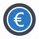 coins, currency, euro, finance, money
