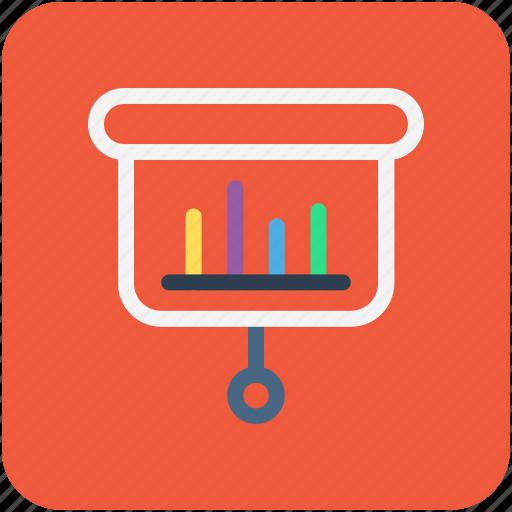 analytics, banking, finance, graph, stat, statistics icon