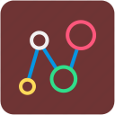 analytics, banking, finance, graph, stat, statistics icon
