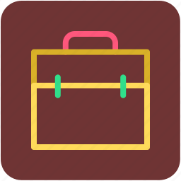 bag, banking, briefcase, finance icon