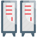 bank locker, banking, finance, safe, security icon