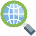 analysis, business, magnifying, global research, marketing