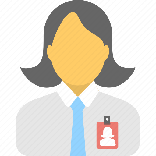 cashier, employee, manager, teller, worker icon