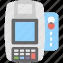 banking, card machine, card terminal, credit card, payment
