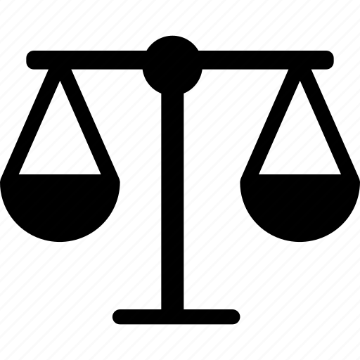 justice, law, law scales, scale, scales icon icon | icon search engine