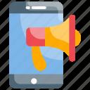 business, communication, digital marketing, promotion icon