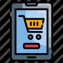 buy, commerce, internet, mobile, shopping