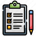 checklist, customer sarvey, marketing, report, service