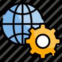 communication, global management, network, strategy, technology