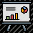 analytics, bar chart, business, presentation, report