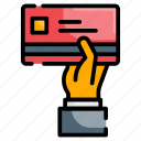 card, card payment, economy, finance, money icon