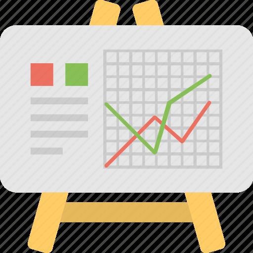 analysis, analytics, graph, presentation, statistics icon