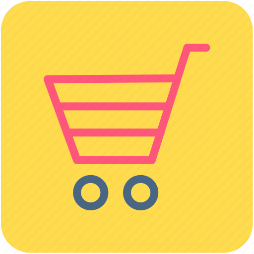 cart, shopping, shopping cart, shopping trolley, trolley icon