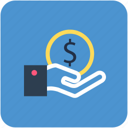 banking, dollar, finance, money icon