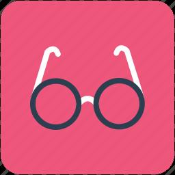 glasses, goggles, shades, vision icon