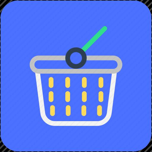 banking, basket, finance, shopping, shopping basket icon