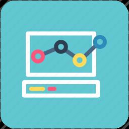 analytics, graph, stat, statistics icon