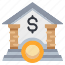 bank, banking, currency, finance, financial, loan icon