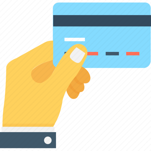 banking, cash card, credit card, payment, plastic money icon