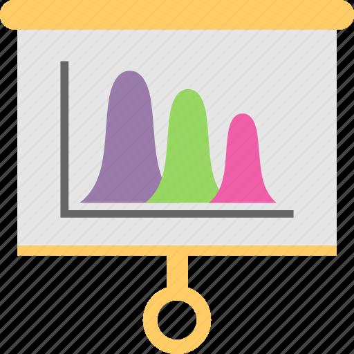 analysis, chart, graph, presentation, statistics icon